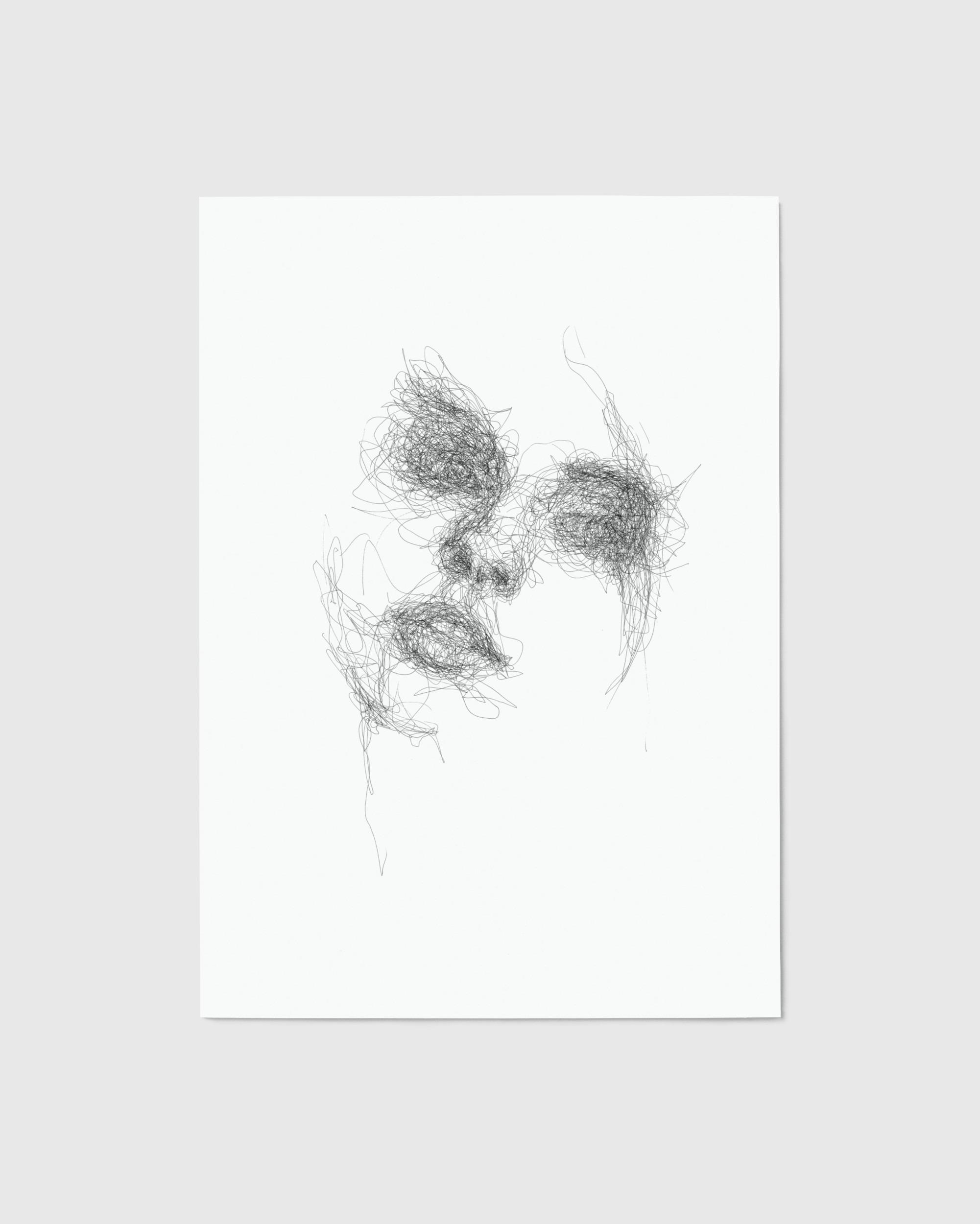 Scribble Face #15